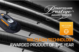 WA CLEAN TECHNOLOGY DESIGNATED PRODUCT OF THE YEAR IN THE SURFACE PREPARATION CATEGORY BY PAINTSQUARE!